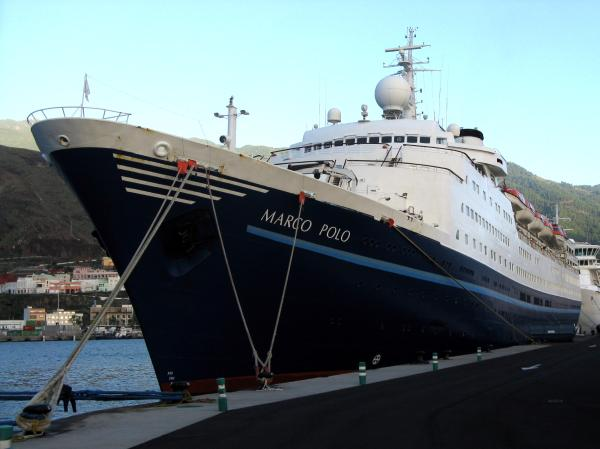 Marco Polo A Cruise To The Canary Islands And Madeira - Marco polo cruise ship dress code